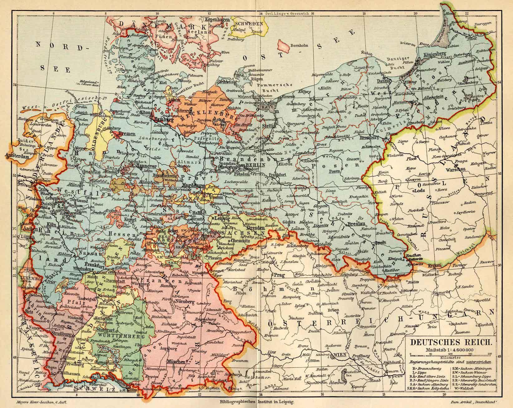 Deutschland Als Ganzes