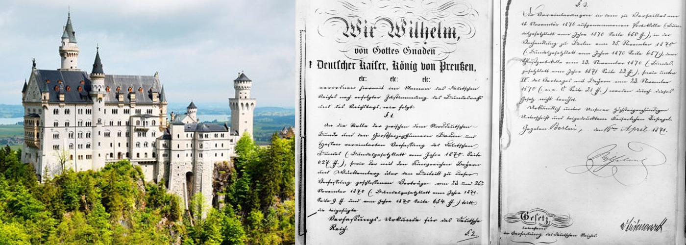 Gründung des Norddeutschen Bundes / Deutsches Reich / Nationalstaat Deutschland